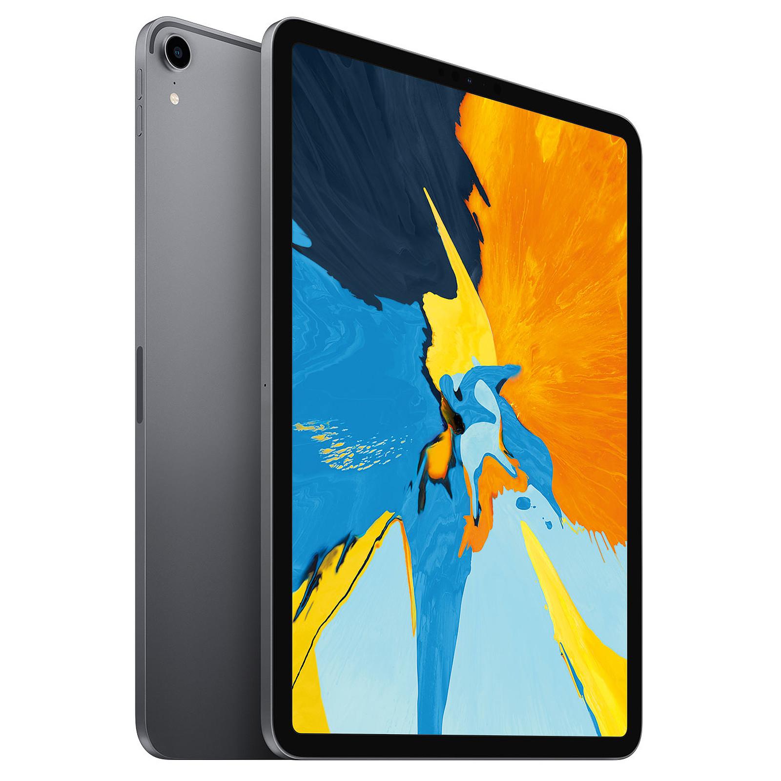 Apple iPad Pro 11-inch Wi-Fi + LTE 64GB Space Gray (2018)