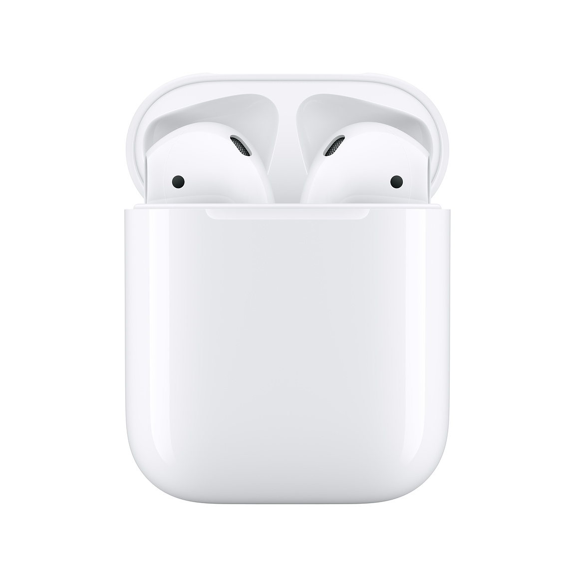 Apple AirPods with Charging Case 2nd Generation White (MV7N2)