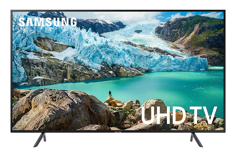 """Samsung 50"""" Class RU7100 Smart 4K UHD TV (2019)"""