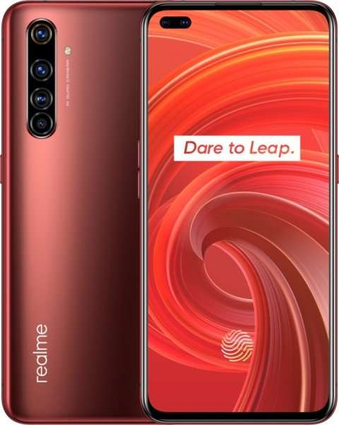 Realme X50 Pro Dual SIM 8GB RAM 128GB 5G Rust Red