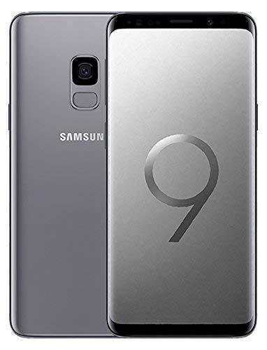 Samsung Galaxy S9 Dual Sim - 128GB, 4GB Ram, 4G LTE, Titanium Gray