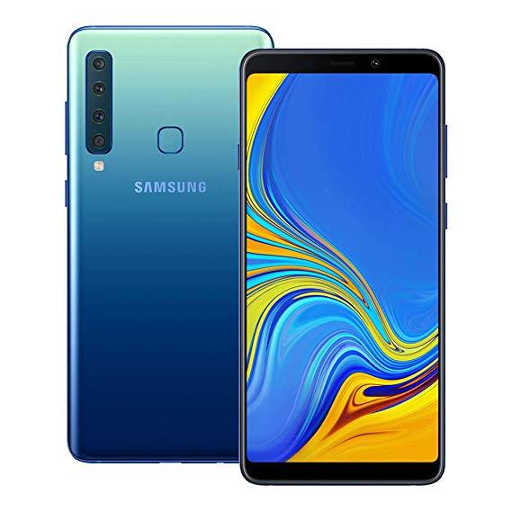Samsung Galaxy A9 2018 Dual SIM - 128GB, 6GB RAM, 4G LTE, Blue