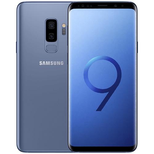Samsung Galaxy S9+ Dual Sim - 64GB,6GB Ram,4G LTE, Blue
