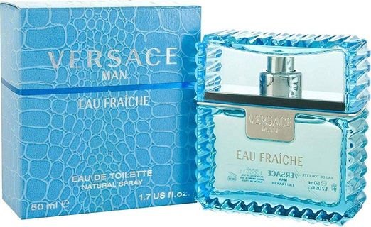 Versace Eau Fraiche for Men EDT 50ML