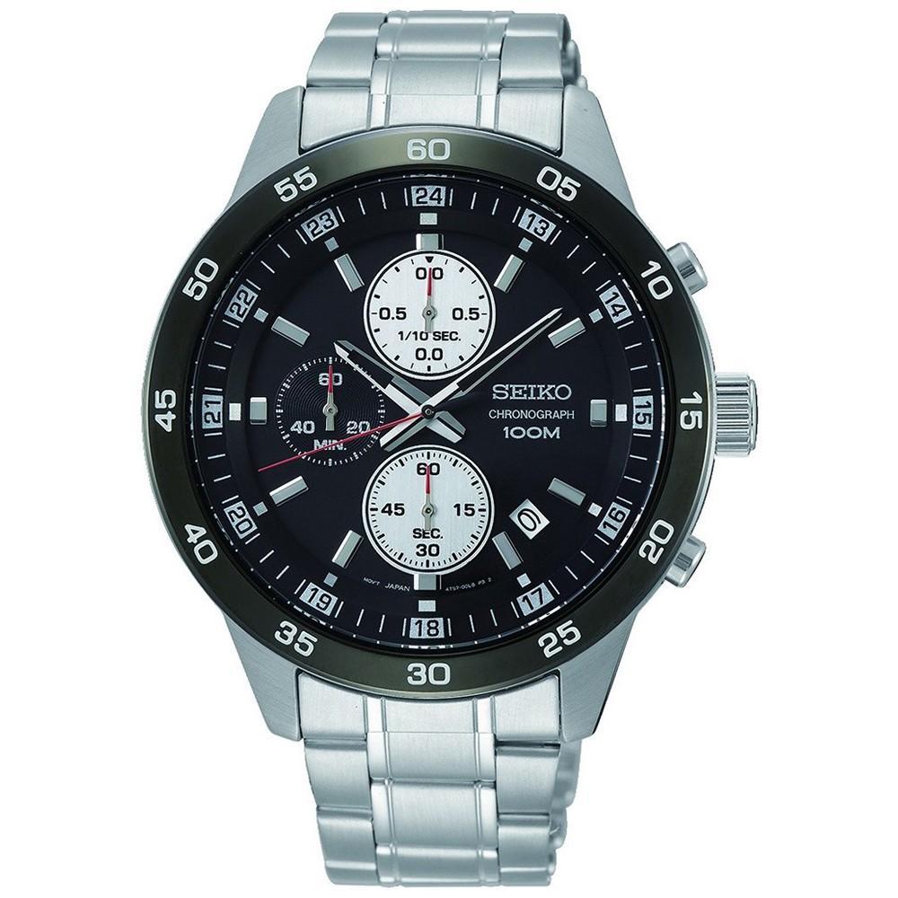 Seiko Chronograph SKS647P1 Quartz Analog Men's Watch