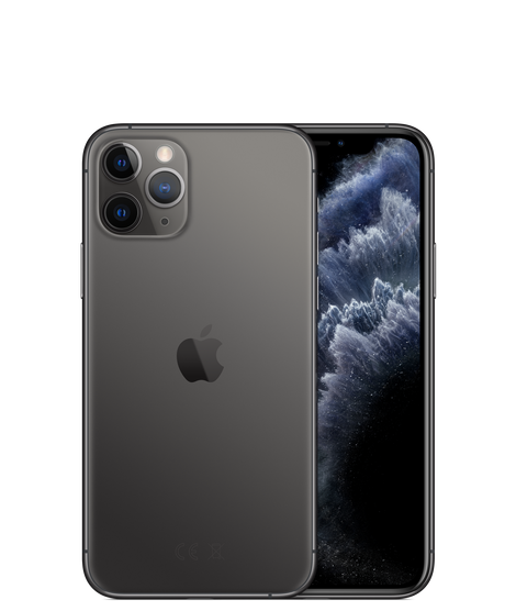 Apple iPhone 11 Pro With FaceTime - 256GB, 4G LTE Space Gray
