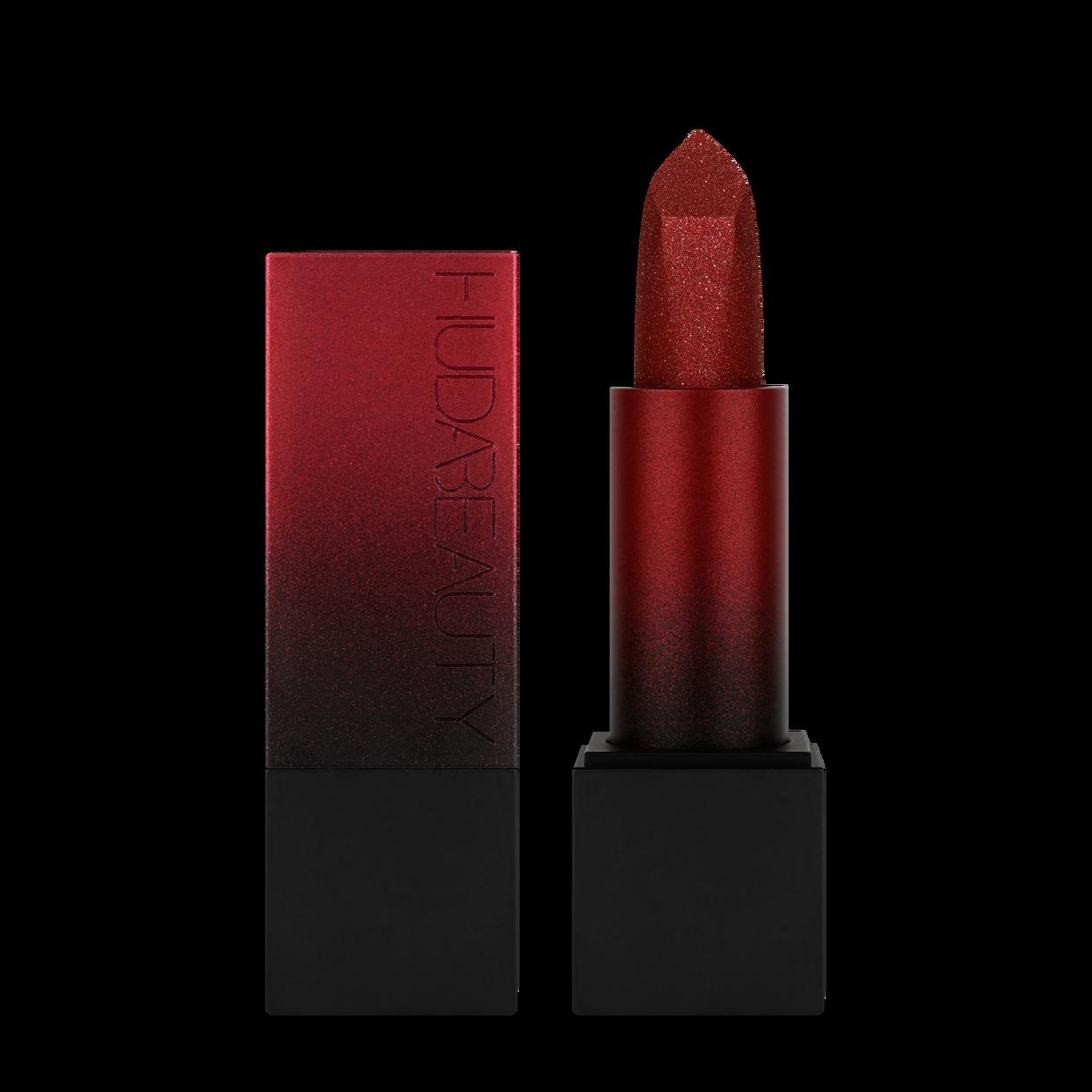 Huda Beauty Power Bullet Metallic Lipstick - NYE