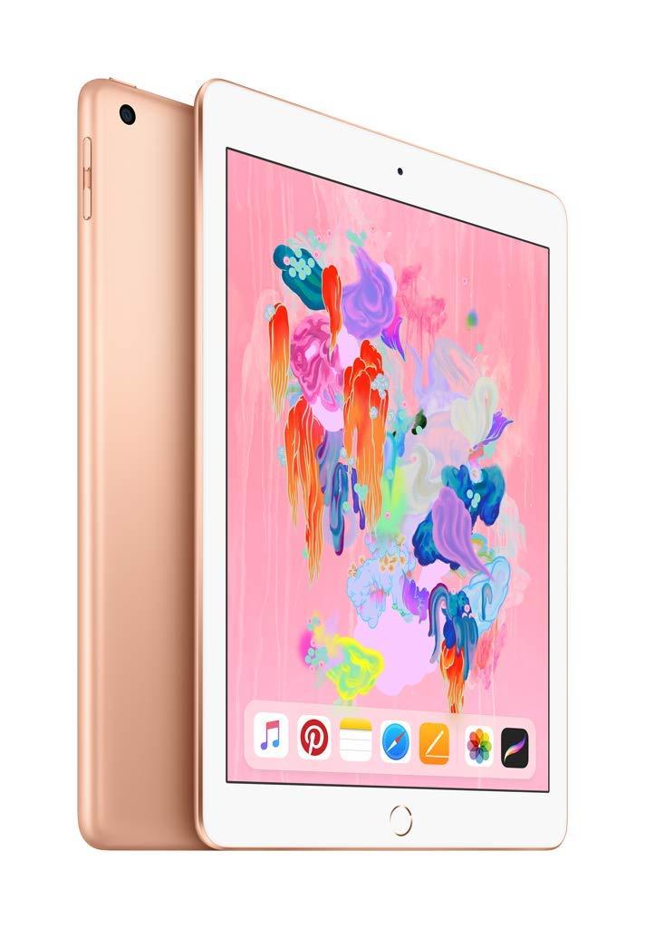 Apple iPad 9.7 (2018) Wi-Fi + Cellular 32GB Gold