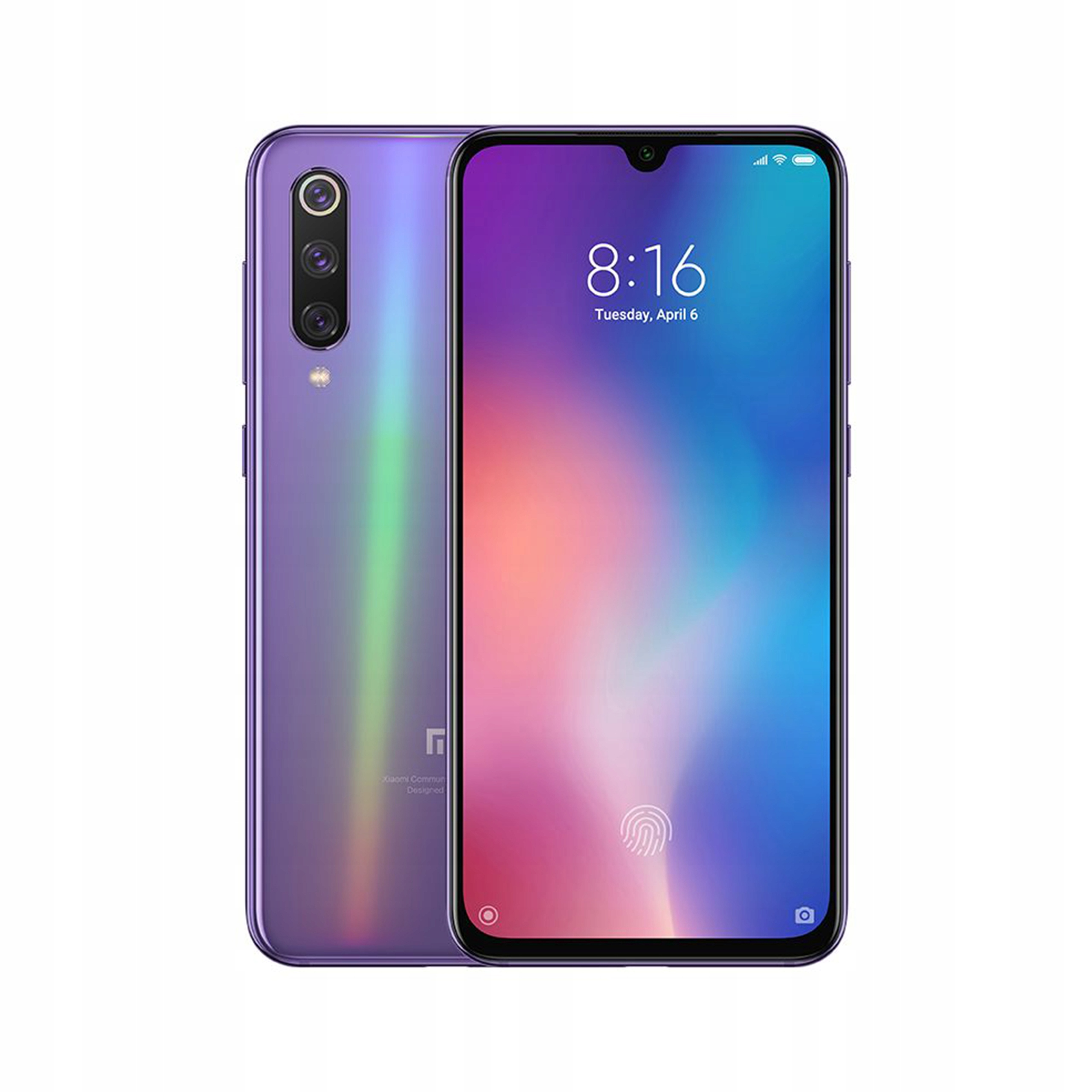 Xiaomi Mi 9 SE Dual - 128GB, 6GB RAM - Global Lavender Violet