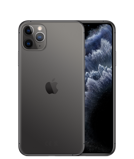 Apple iPhone 11 Pro Max With FaceTime - 512GB, 4G LTE Space Gray