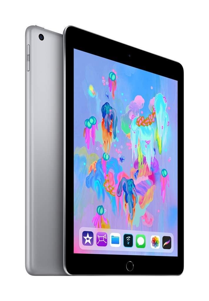 Apple iPad 9.7 (2018) Wi-Fi + Cellular 128GB Space Gray