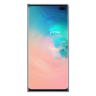 Samsung Galaxy S10 Plus Dual Sim - 128GB, 8GB RAM, 4G LTE, Prism Silver
