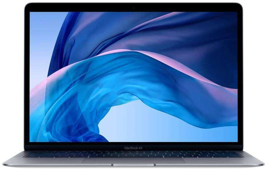 "Apple MacBook Air 13.3"" MVFH2 with Retina Display (Mid 2019) Space Gray"