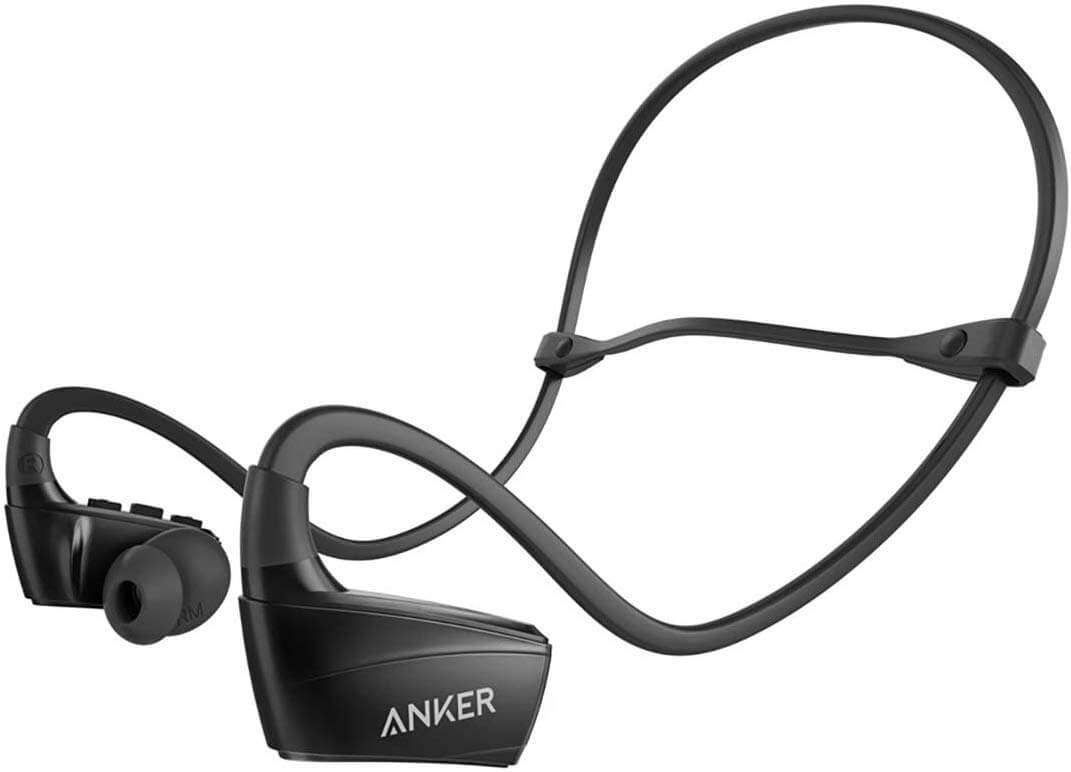 Anker SoundBuds Sport NB10 Bluetooth Headphone - Black