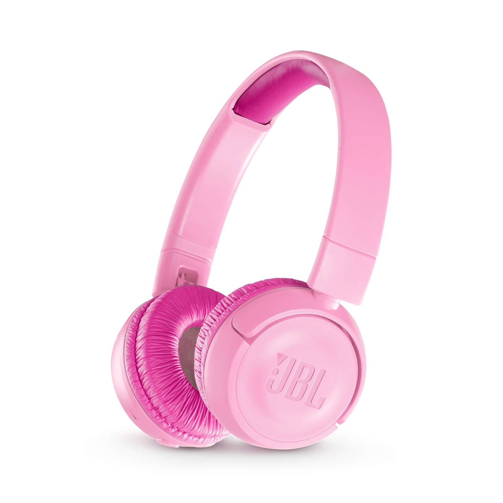JBL JR300BT Kids Wireless On-Ear Headphones - Pink (JR300BTPIK)