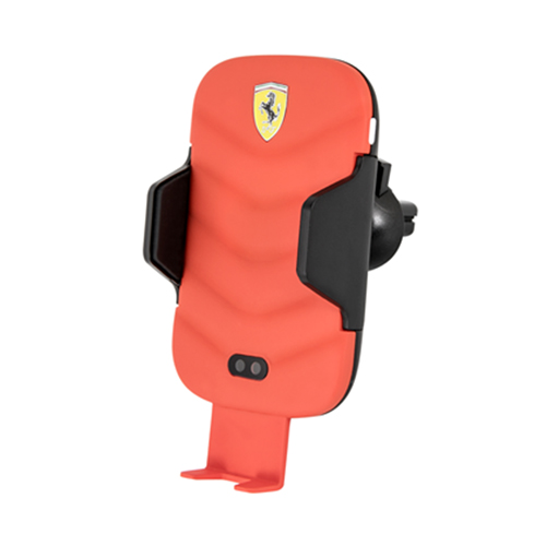 Ferrari On Track Wireless Car Charger 10W - Red