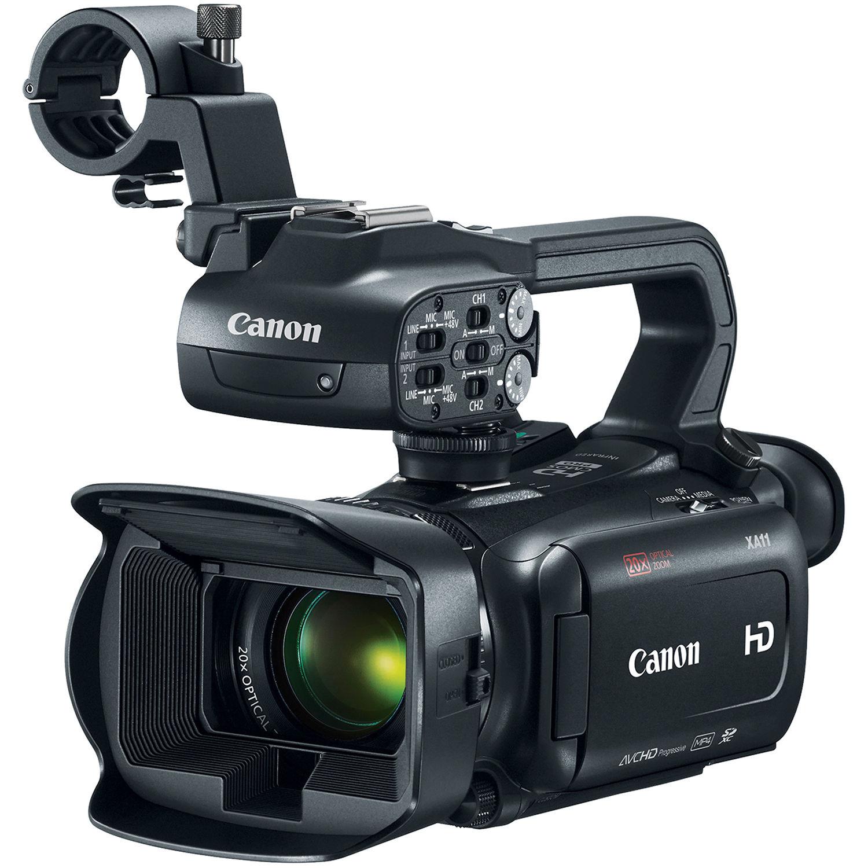 Canon XA11 Compact Full HD Camcorder (Black)