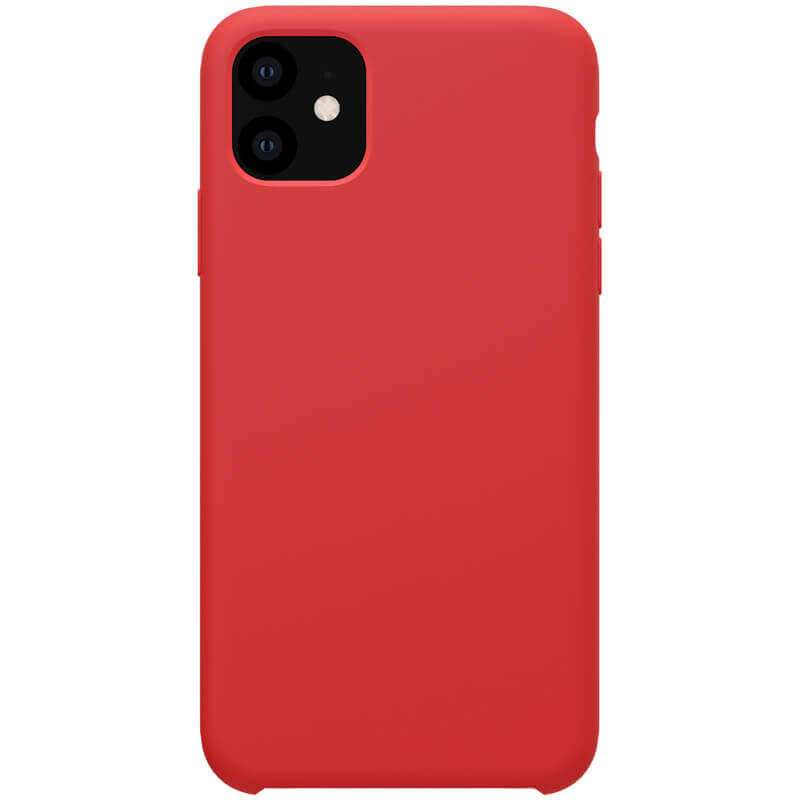 Nillkin Flex PURE cover case for Apple iPhone 11- Red