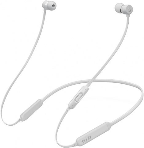 Beats X Wireless Earphones - Matte Silver (A1763-MSL)