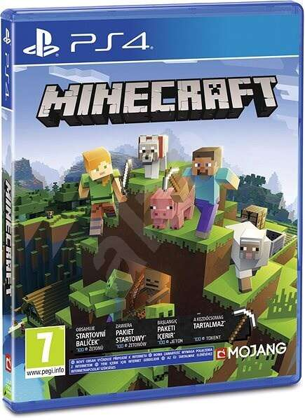 Minecraft for Playstation 4 (R2)
