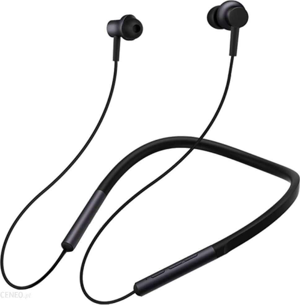 Xiaomi Mi Neckband Bluetooth Earphones - Black