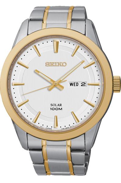 Seiko Gents Solar Watch SNE364P1