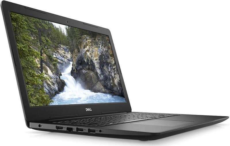 DELL Inspiron 15-3581 With 15.6-inch Display, Core i3 Processor/4GB RAM/1TB HDD/Intel HD Graphics 620 Black