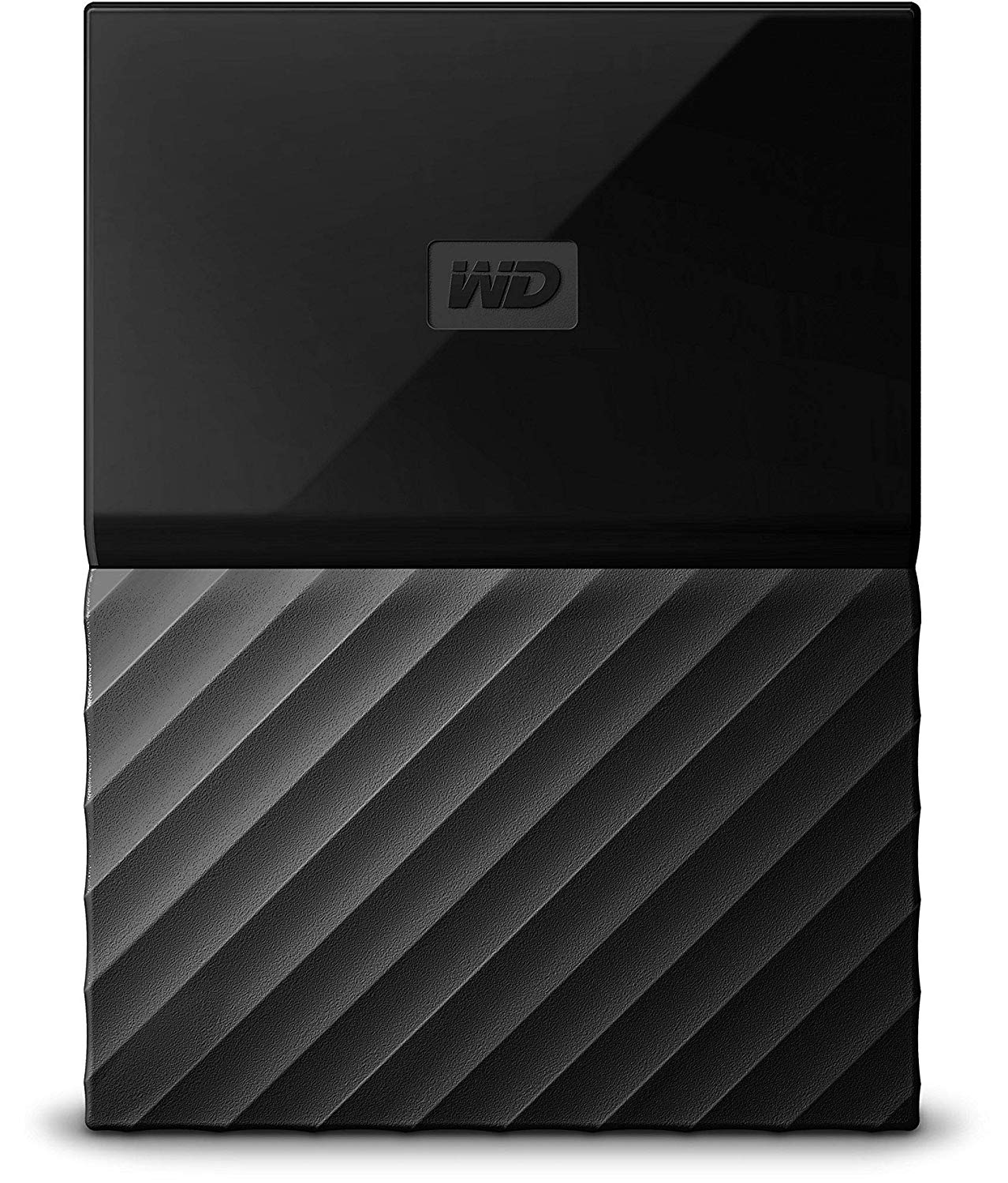 WD 2TB My Passport USB 3.0 Secure Portable Hard Drive Black