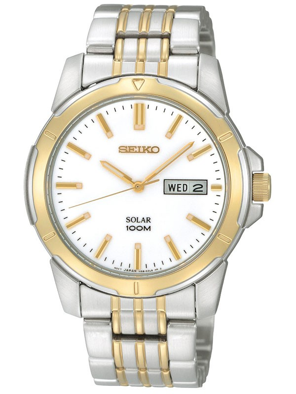 Seiko SNE094P1 Solar Men's Watch