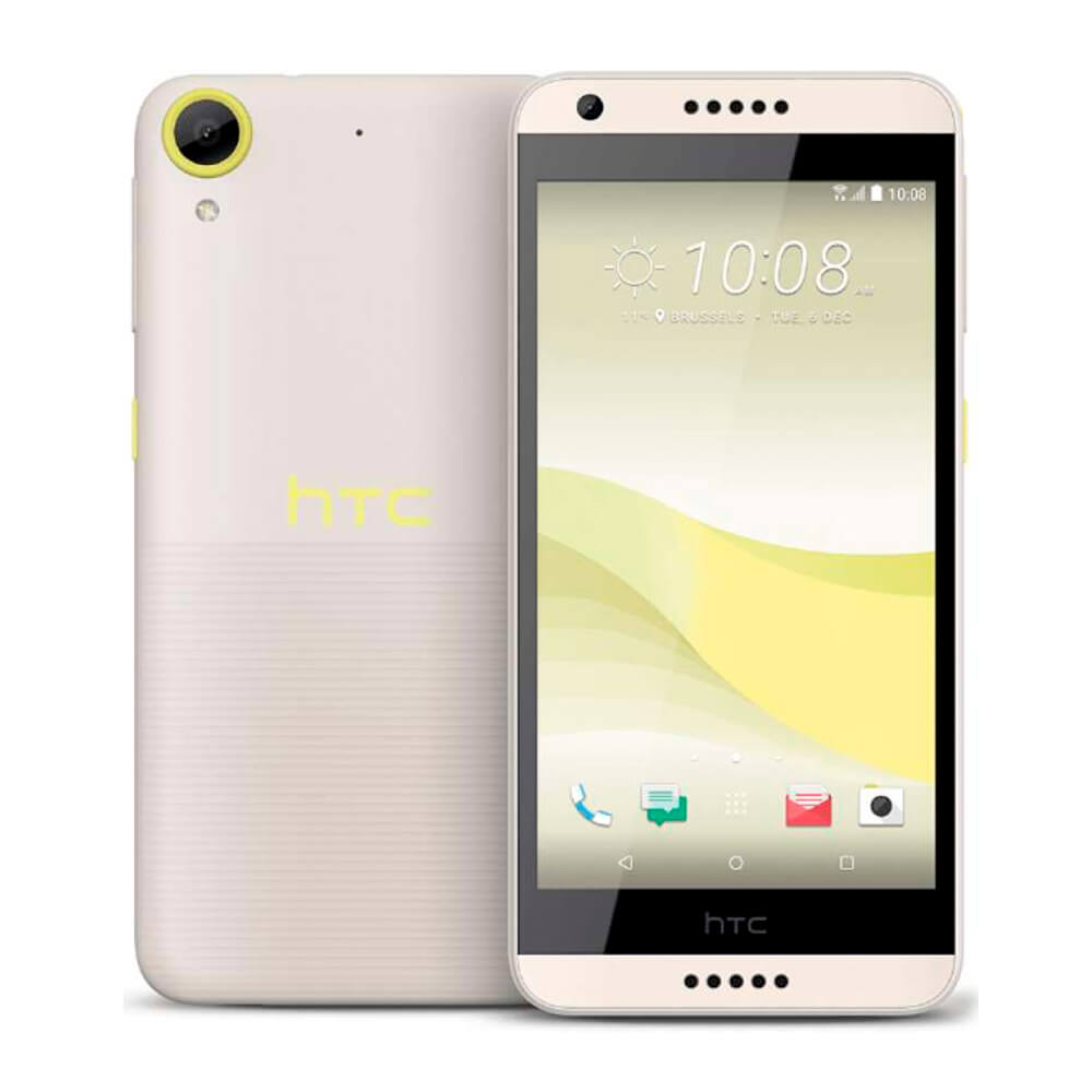 HTC Desire 650 Dual SIM 32GB 4G LTE, Lime Light