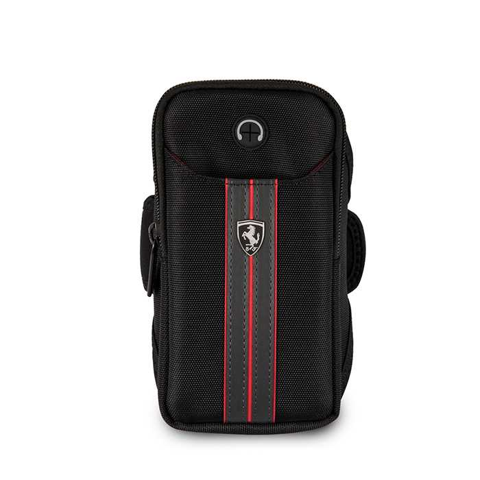 Ferrari Training Armband - Black