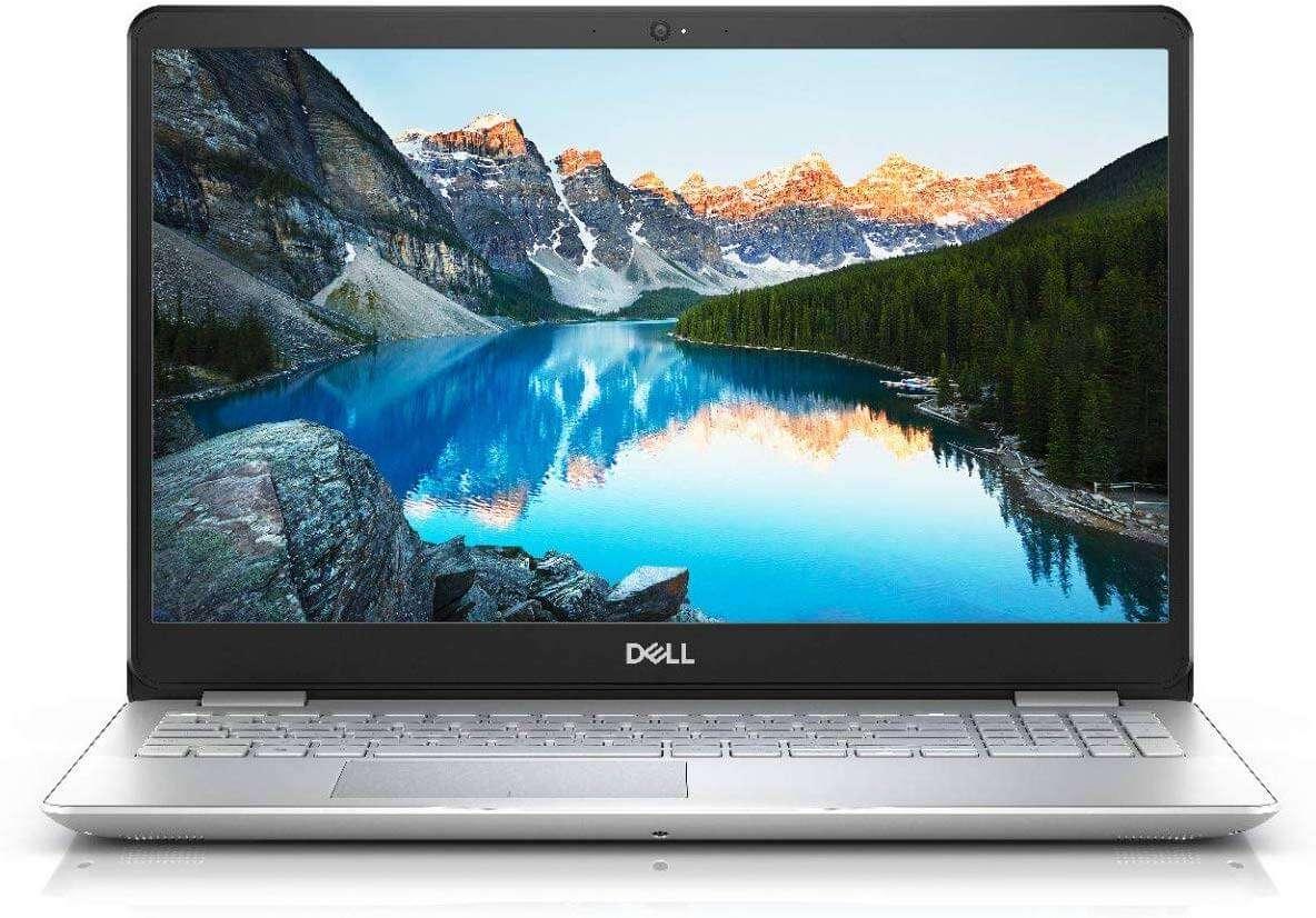 DELL Inspiron 5584 Laptop With 15-Inch Display, Core i7 Processor/16GB RAM/1TB HDD + 128GB SSD Hyrbid Drive/4GB NVIDIA Graphic Card Silver