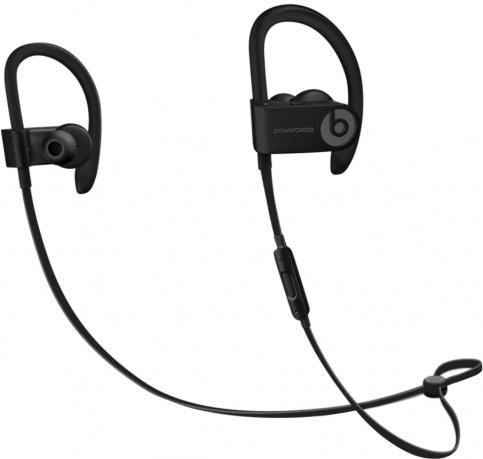 Beats Powerbeats 3 Wireless In-ear Stereo Headphones - Black (A1747-BK)
