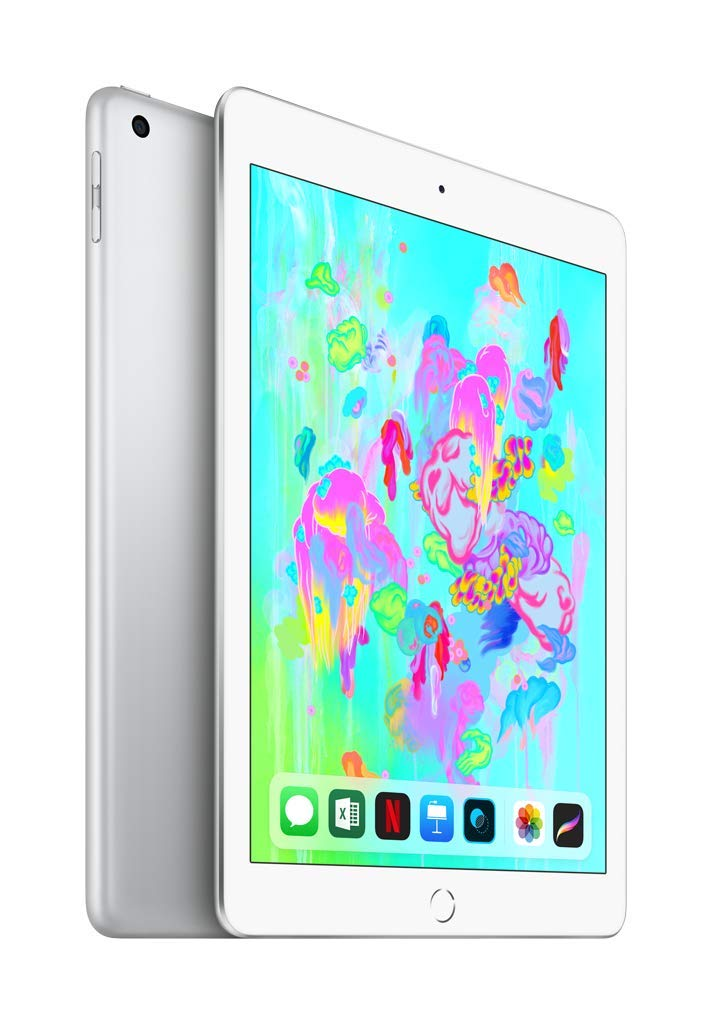 Apple iPad 9.7 (2018) Wi-Fi 32GB Silver