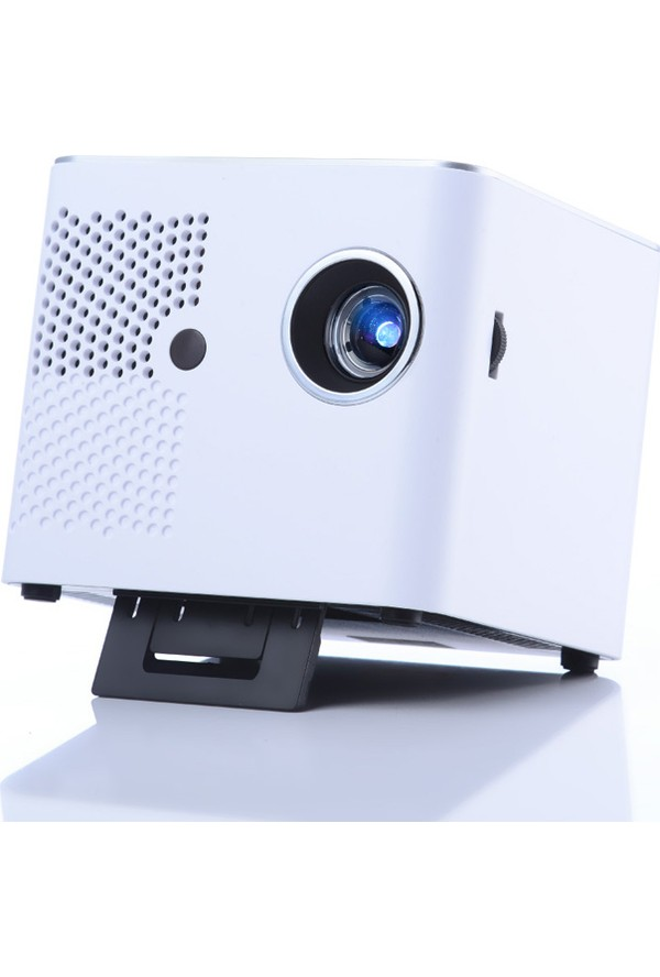 Aiptek Mobile Cinema i400 Wireless Smart Pocket Projector With Embedded WLAN