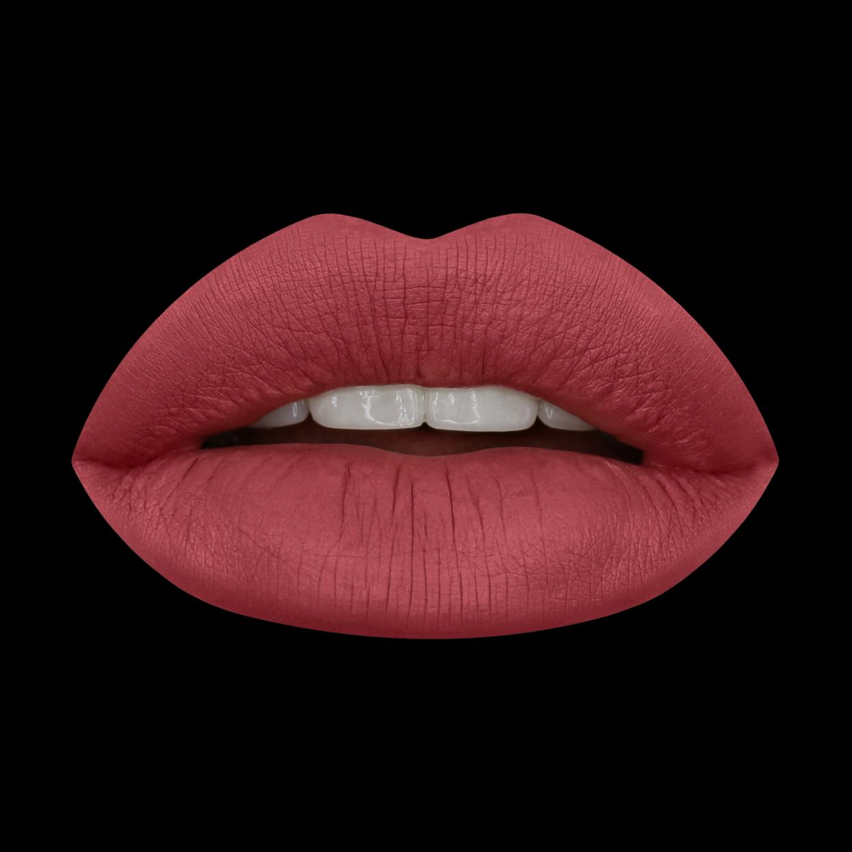 Huda Beauty Liquid Matte Lipstick - Icon