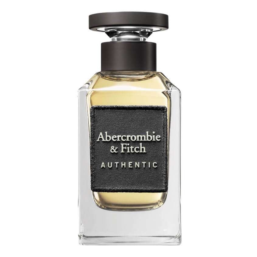 Authentic Eau De Toilette Spray By Abercrombie & Fitch For Men - 100 ML