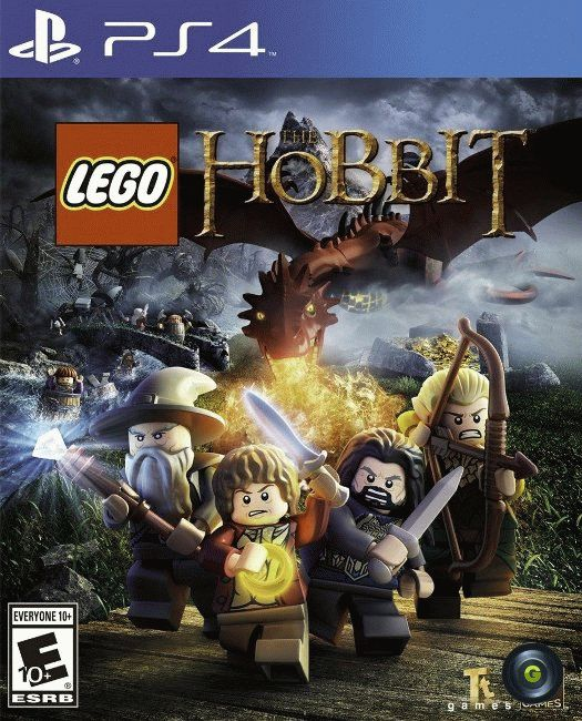 LEGO: The Hobbit for PlayStation 4 (R1)