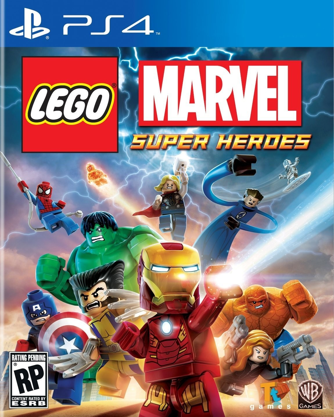 LEGO Marvel Super Heroes for Playstation 4 (R2)