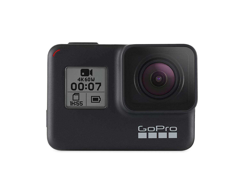 GoPro HERO7 Black Digital Action Camera