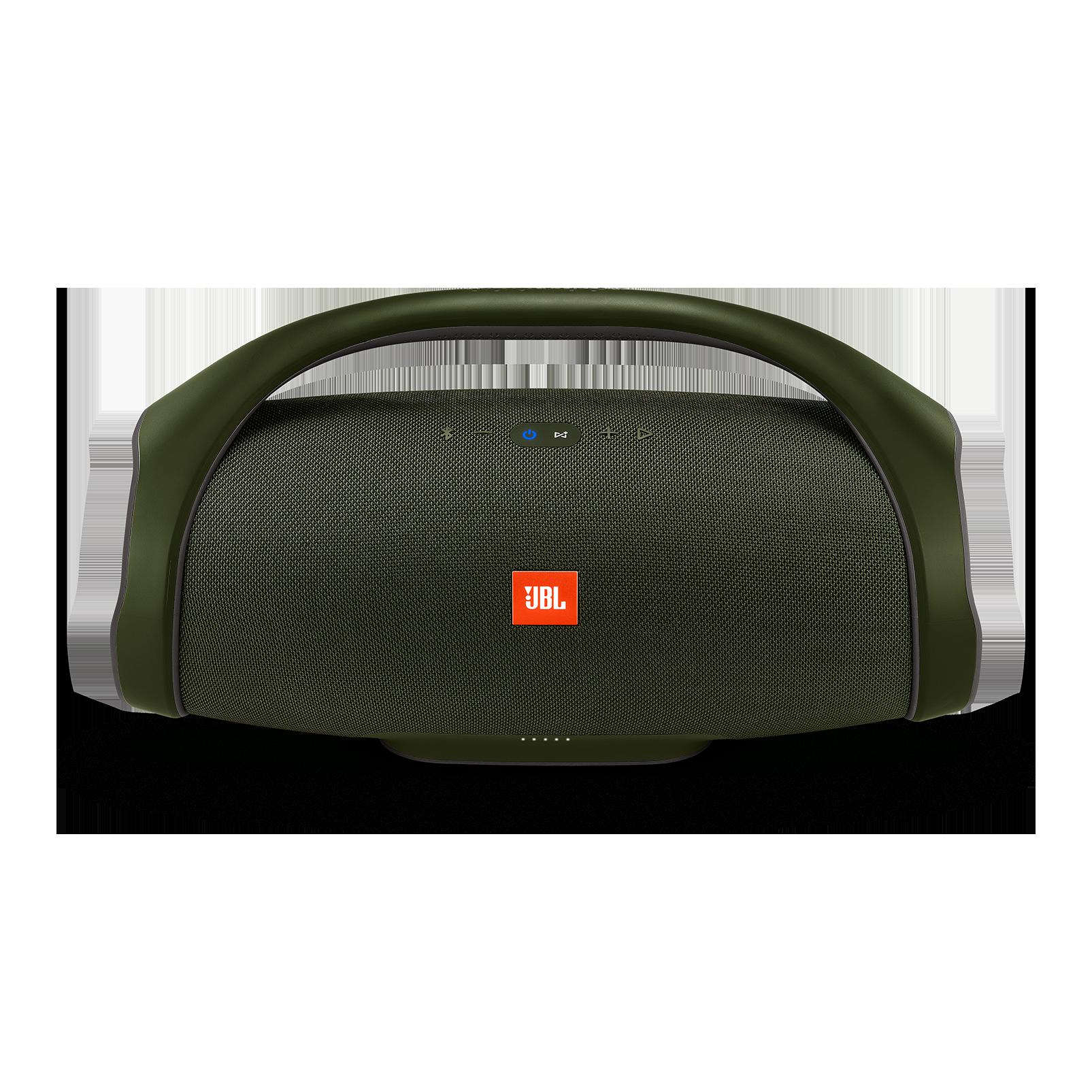 JBL Boombox Portable Bluetooth Speaker - Green (BOOMBOX-GN)