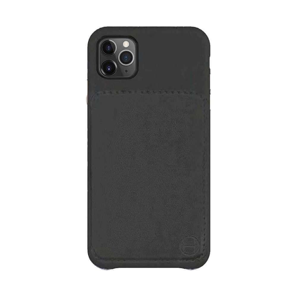 Habitu Odessa Mirror Folio Case for iPhone 11 Pro - Black