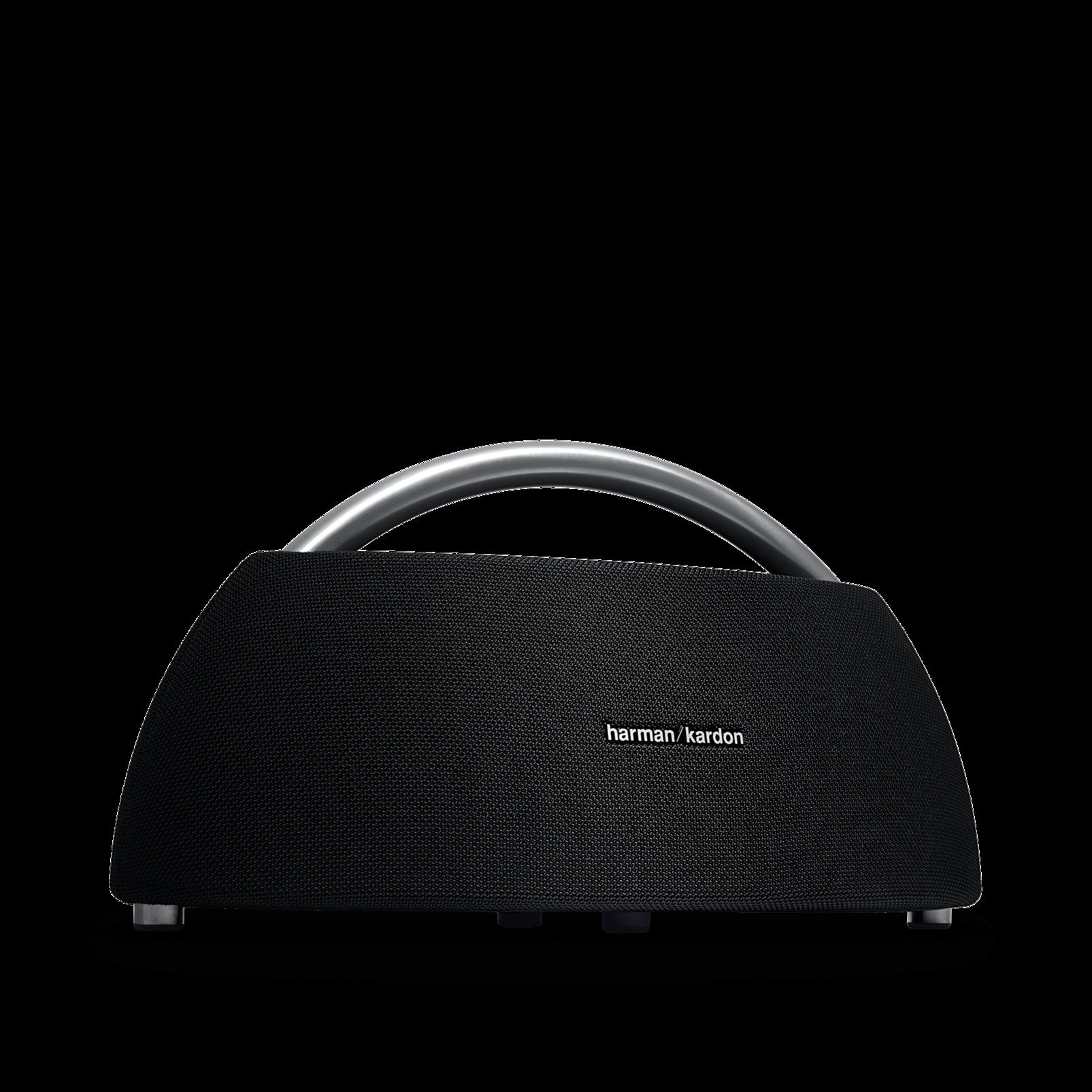 Harman Kardon Go Play Mini Portable Bluetooth Speaker - Black (GOPLAYMINI-BK)