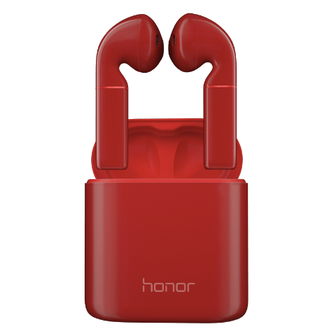 Honor FlyPods True Wireless Earphones Red