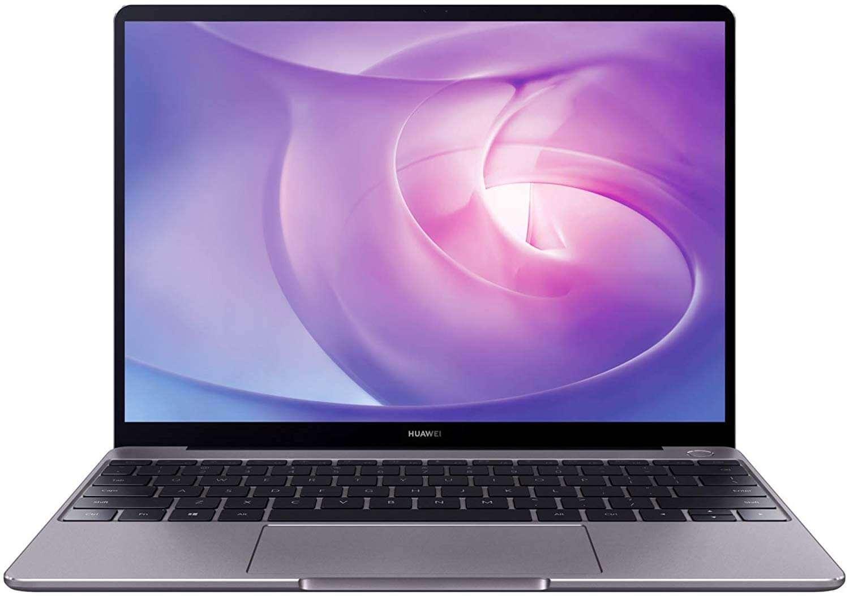 HUAWEI MateBook 13 Laptop With 13-Inch Display, Core i7 Processor/8GB RAM/512GB SSD/Intel UHD Graphics 620 Space Grey