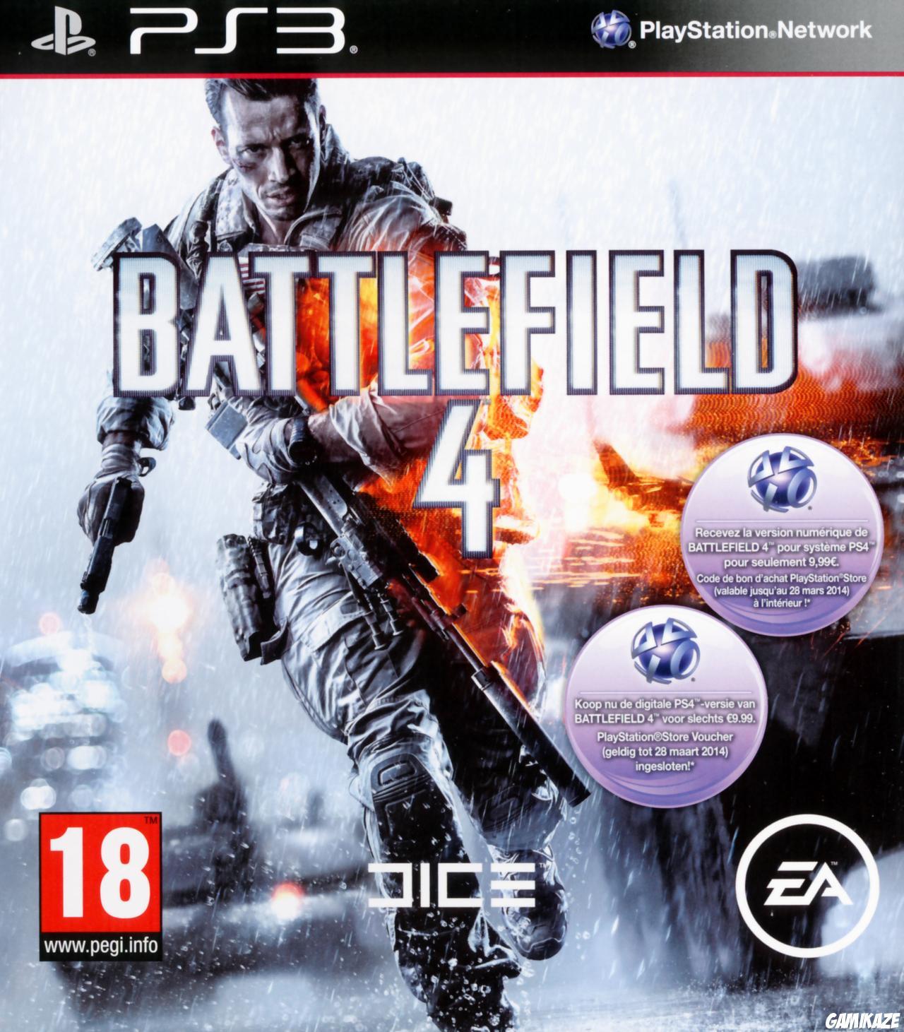 Battlefield 4 for PlayStation 4 (R2)