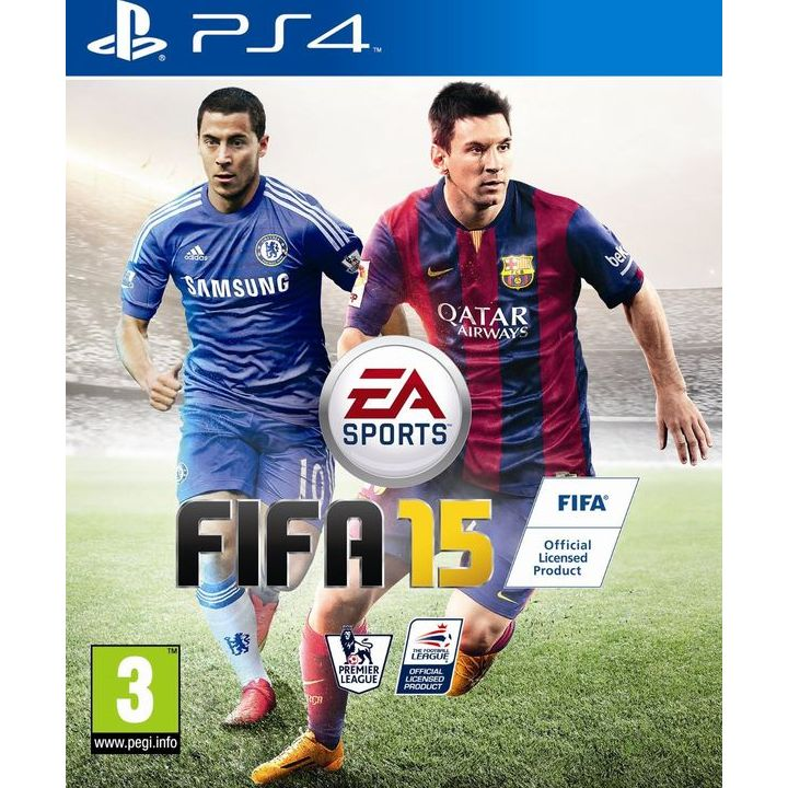 FIFA 15 for Playstation 4 (R2)
