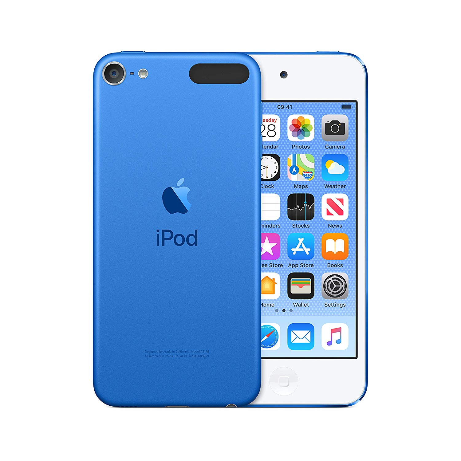 Apple iPod touch 32GB 7th Generation (Blue)