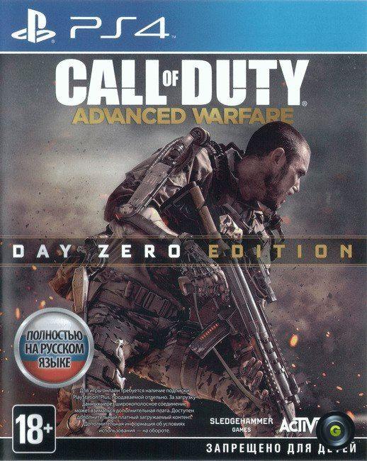 Call of Duty: Advanced Warfare for PlayStation 4 (R2)