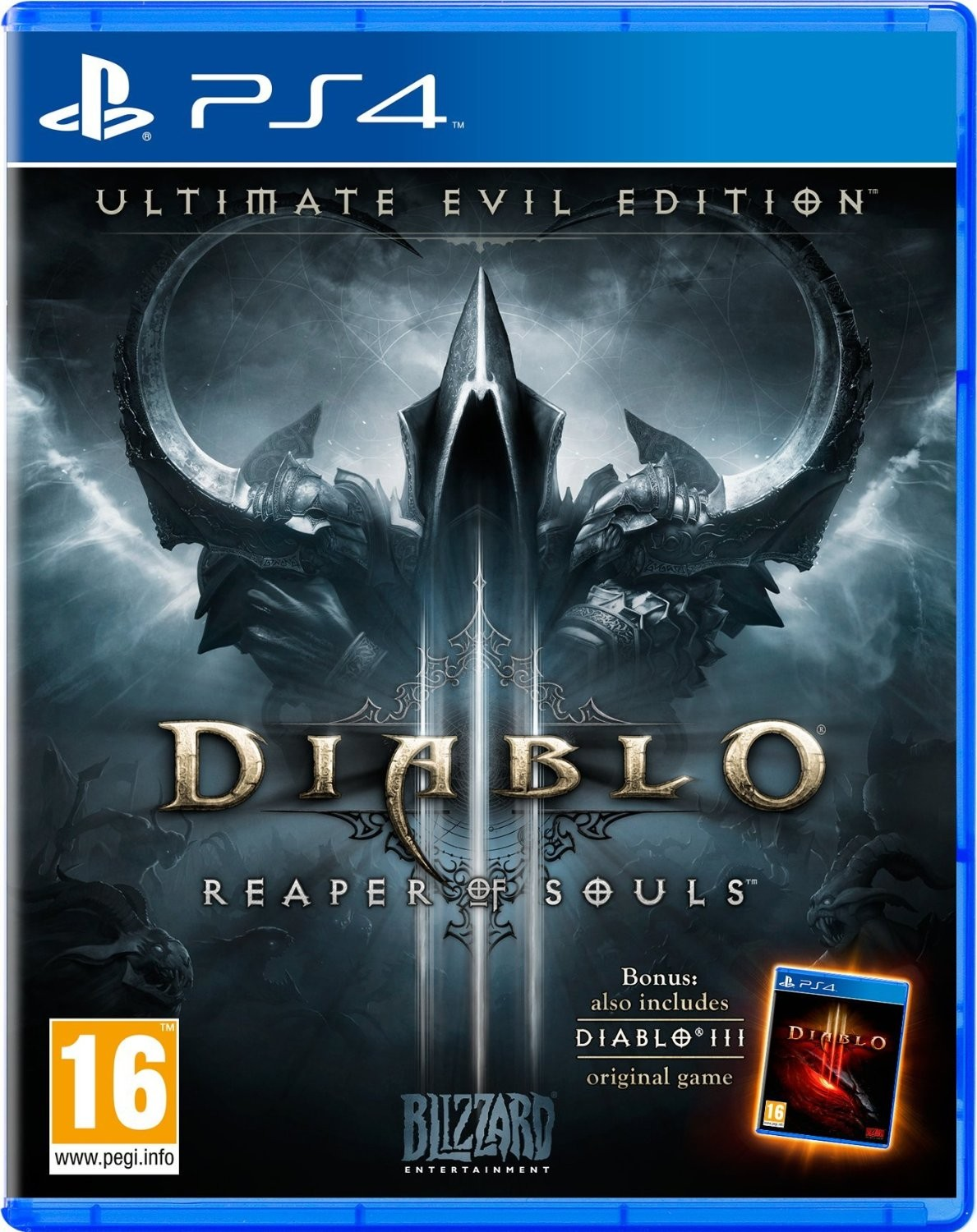 Diablo III Reaper of Souls Ultimate Evil Edition for PlayStation 4 (R2)